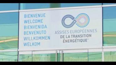 ASSISES EUROPÉENNES DE LA TRANSITION ÉNERGÉTIQUE #1