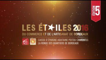 LES ÉTOILES DU COMMERCE 2016 – LA SOIRÉE