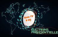 Émission Premier Tour de l'Élection Présidentielle (EFJ)