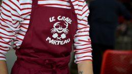 Inauguration du restaurant «Le Crabe Marteau»