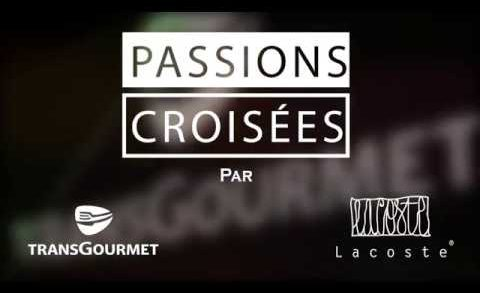 Transgourmet & Lacoste: Thierry Verrat et Laurent Macetti
