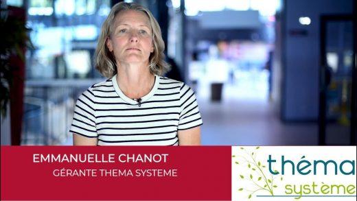 EDI Eau: Emmanuelle CHANOT