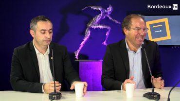 Jean François Faure et Didier Arino
